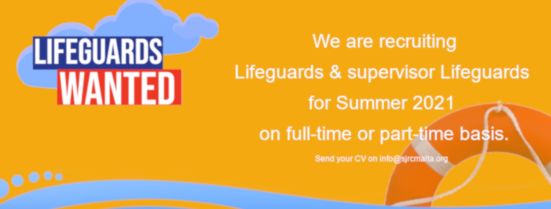 Lifeguard Volunteering Website 2